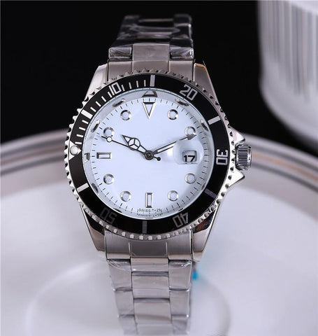 GMT-Master White Dial wrist watch for men women