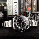 Rolex DeepSea Sea-Dweller high end watch black color with discount