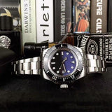 Rolex DeepSea Sea-Dweller high end watch blue color