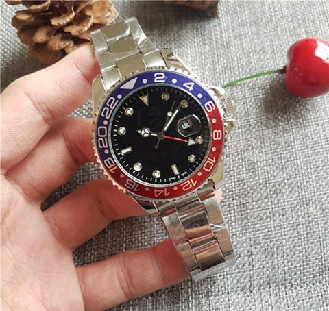 GMT Master wrist watch for men