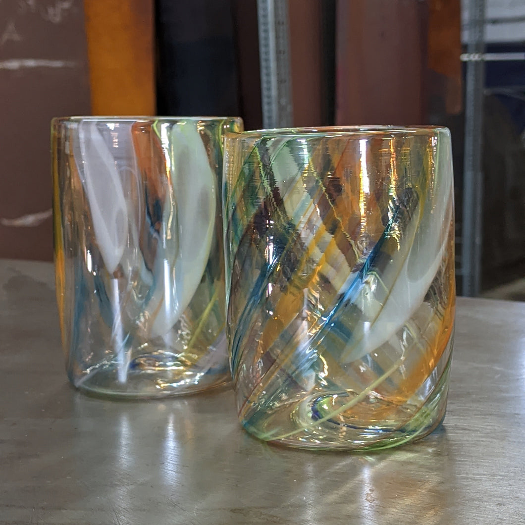 Murrini Tumbler Set