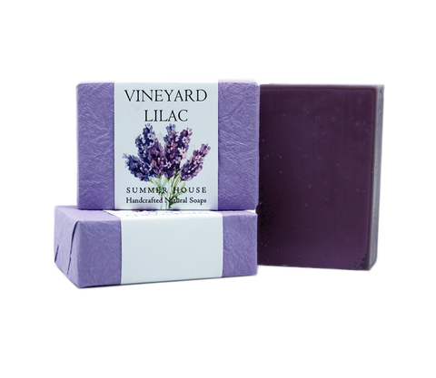 Vineyard Lilac Soap