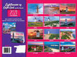 Lighthouses Of Cape Cod 2021 Calendar
