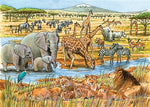 Out of Africa Kids Tray Puzzle