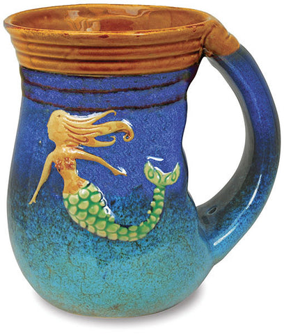 Mermaid Handwarmer Mug