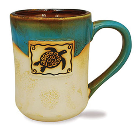 Sea Turtle Potter's Mug