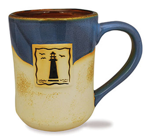 Lighthouse Potter's Mug
