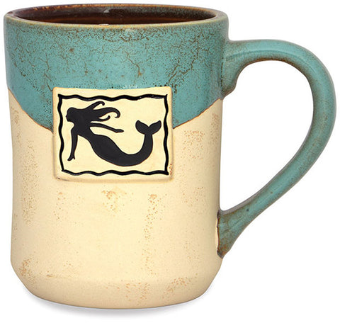 Mermaid Potter's Mug