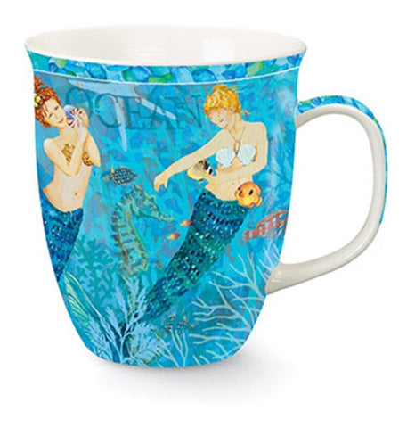 Ocean Mermaid Mug