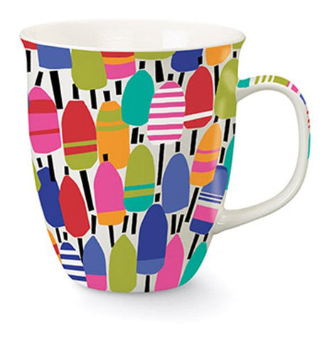 Colorful Buoy Mug