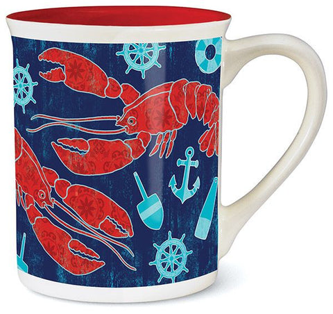 Lobster Bay Mug