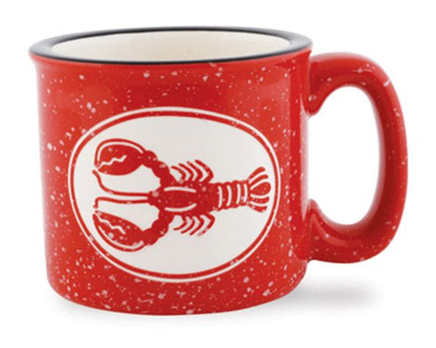 Lobster Camp Mug