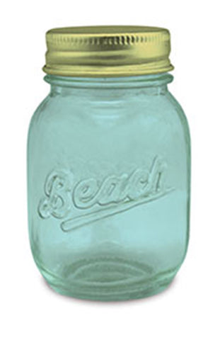 Beach Jar Shot Glass