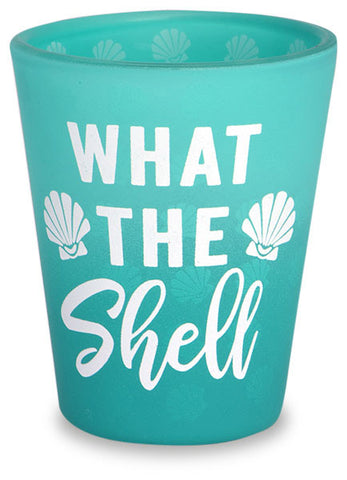What the Shell Shot Glass