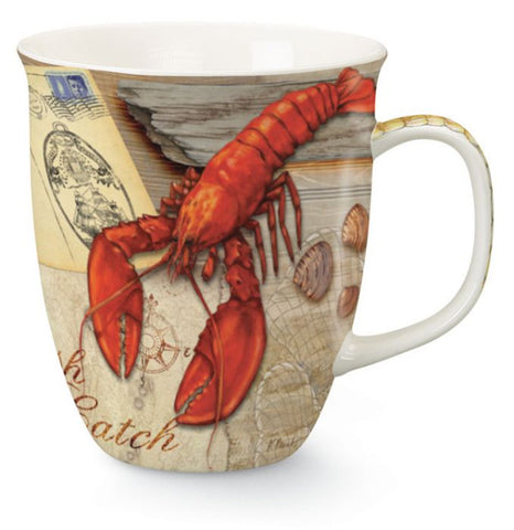 Fresh Catch Lobster Mug