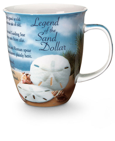 Legend of the Sand Dollar Mug