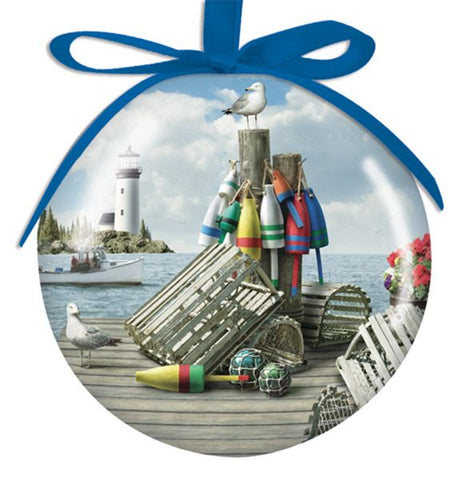 Dockside Ornament