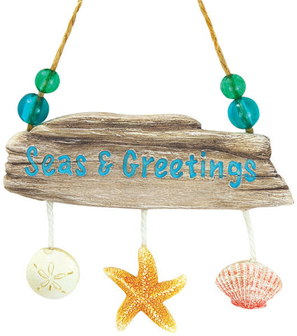 Seas & Greetings Ornament
