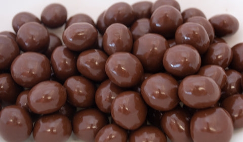 Malted Dark Chocolate Balls