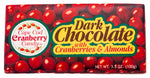 Cranberries & Almonds Chocolate Bar