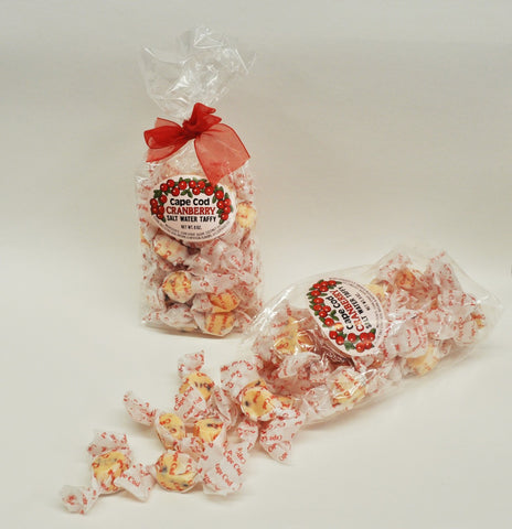 Cranberry Taffy