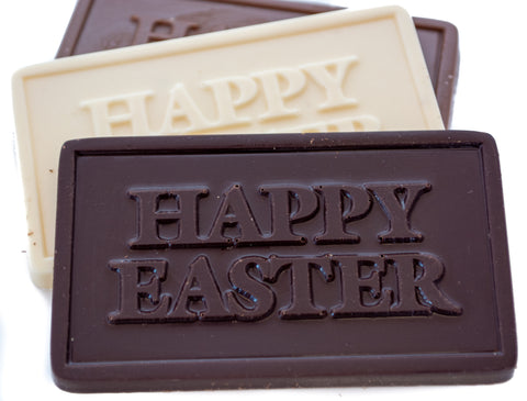 HAPPY EASTER CHOC. BAR