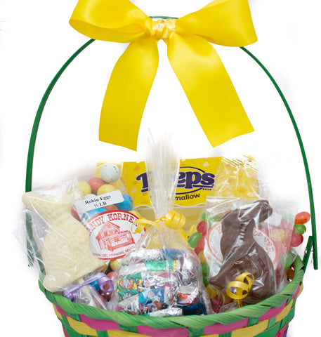 small easter basket