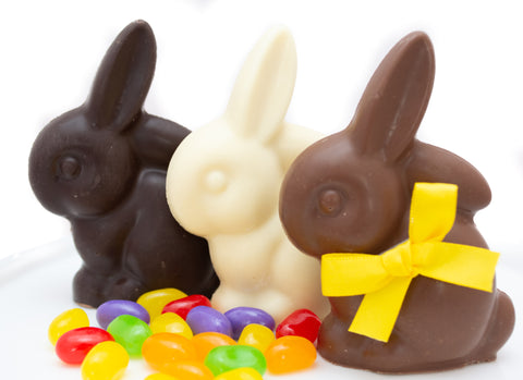 Chocolate Smooth Bunny