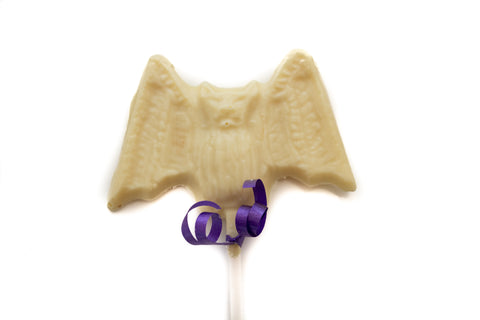 Chocolate Bat Lollipop