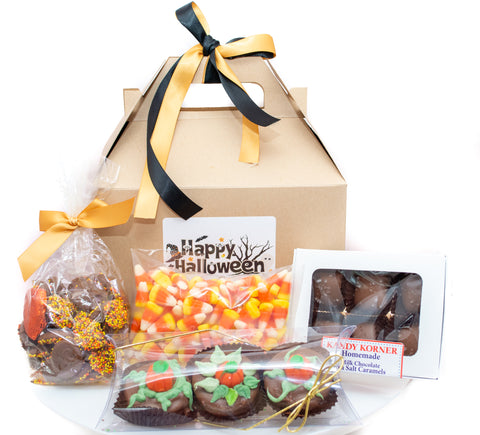 Happy Halloween CHOCOLATE Gift Box