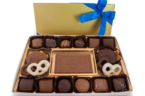 Assorted Father's Day Chocolate Box