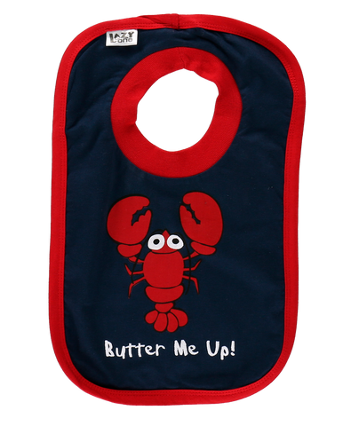 Butter Me Up Bib