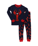 Lobster Kids PJs