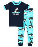 Wide Awake Shark PJs