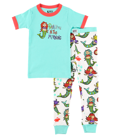 Sea You In The Morning Kids PJs