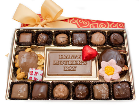 HAPPY MOTHER'S DAY CHOCOLATES