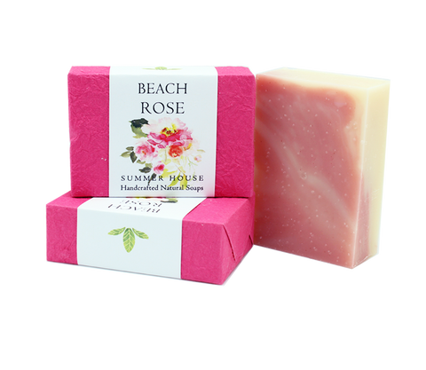 Beach Rose Soap