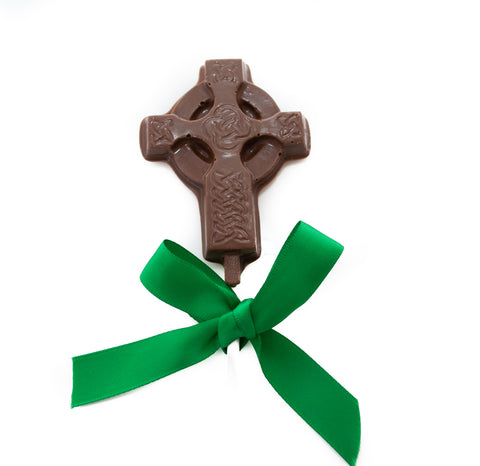 Irish Cross Lollipop