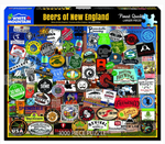 Beers of New England Puzzle