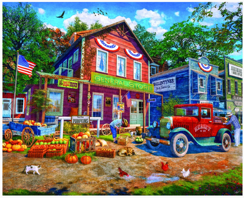 Country Store Puzzle