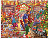 Christmas Sweetshop Puzzle