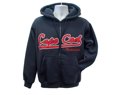 Cape Cod MA Zip Up