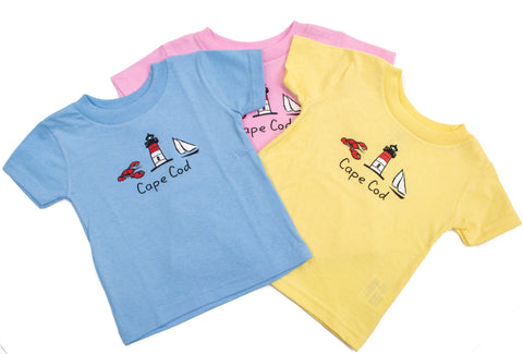 Cape Cod Kids T- Shirt