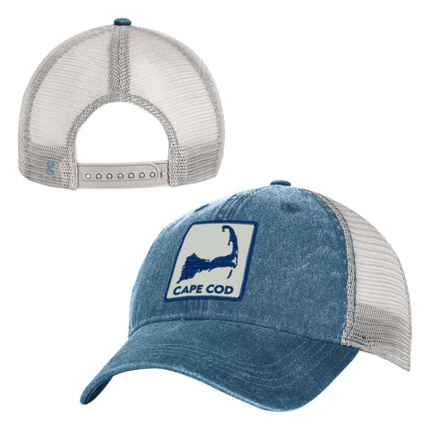 Cape Cod Trucker Patch Hat