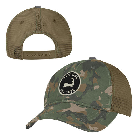 Cape Cod Camo Trucker Hat