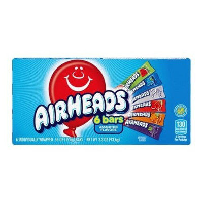 Airheads Movie Theater Box
