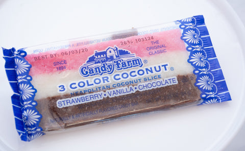 Coconut Slices