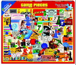 GAME PIECES PUZZLE