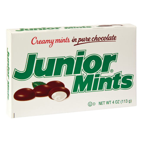 Junior Mints Movie Theater Box