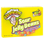Warheads Sour Jelly Beans Movie Theater Box